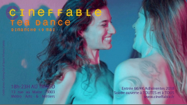 Tea Dance - Cineffable in Paris le Sun, May 19, 2019 from 06:00 pm to 11:00 pm (Tea Dance Lesbian)