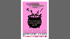 Le Syndrome de la Grenouille in Paris le Fri, November 17, 2017 from 09:30 pm to 10:50 pm (Theater Gay Friendly, Lesbian Friendly)