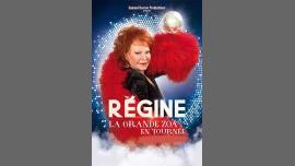 Régine - La grande Zoa en tournée in Bordeaux le Saturday, April  9, 2016 at 08:30 pm (Concert Gay Friendly)