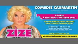 Zize dans La famille Mamma Mia ! em Paris le Qui,  2 Novembro 2017 19:00-20:15 (Show Gay Friendly, Lesbica Friendly)
