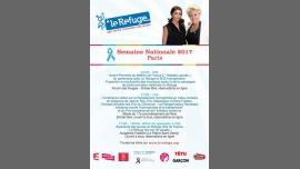 Le programme pour Paris à Paris du 15 au 18 mai 2017 (Festival Gay, Lesbienne)