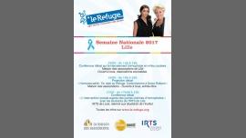 Le programme pour Lille à Lille du 15 au 18 mai 2017 (Festival Gay, Lesbienne)