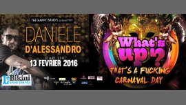 What's Up ? in Toulouse le Saturday, February 13, 2016 at 11:00 pm (Clubbing Gay, Bear)