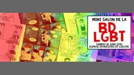 Mini salon de la BD LGBT in Toulouse le Sat, June 18, 2016 at 02:00 pm (Meetings / Discussions Gay, Lesbian)