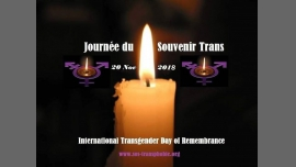 Journée du Souvenir Trans ( TDOR ) le 20 novembre 2018 in Toulouse le Wed, November 20, 2019 from 12:00 am to 11:59 pm (Meetings / Discussions Gay, Lesbian, Bear)