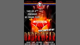 Soirée Underwear in Toulouse le Wed, July 27, 2016 at 08:00 pm (Sex Gay)