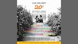 20e Printemps lesbien de Toulouse à Toulouse du 11 au 21 mai 2017 (Festival Lesbienne)