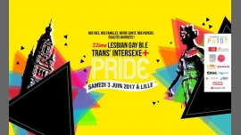 22ème lgbti+ Pride Lille grand Nord em Lille le Sáb,  3 Junho 2017 12:00-18:00 (Desfiles Gay, Lesbica)