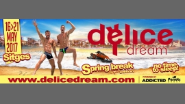 Delice Dream 2017 in Sitges from 16 til May 21, 2017 (Festival Gay, Lesbian)