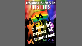 Les Mardis Juniors Masculins in Caen le Tue, June 18, 2019 from 01:00 pm to 08:00 pm (Sex Gay Friendly)