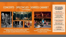 L'Entre2 Autrement avec Marielle Dechaume in Angers le Sat, September 23, 2017 from 08:00 pm to 11:00 pm (After-Work Gay, Lesbian)