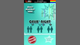 Celib'Night in Amiens le Thu, September  8, 2016 from 10:00 pm to 03:00 am (Before Gay Friendly, Lesbian Friendly)