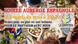 Auberge espagnole em Bordéus le ter,  6 agosto 2019 19:00-23:30 (After-Work Gay, Lesbica, Trans, Bi)