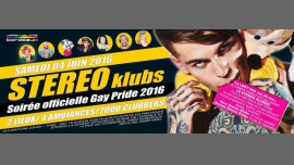 Soirée Officielle Gay Pride in Bordeaux le Sat, June  4, 2016 at 11:00 pm (Clubbing Gay, Lesbian)