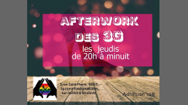 L'Afterwork des 3G in Marseilles le Thu, August  8, 2019 from 07:30 pm to 12:00 am (After-Work Lesbian)