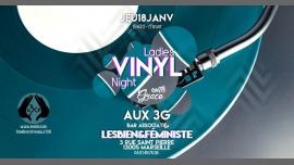 Ladies Vinyl Night | AUX3G in Marseille le Do 18. Januar, 2018 19.30 bis 00.00 (After-Work Lesbierin)