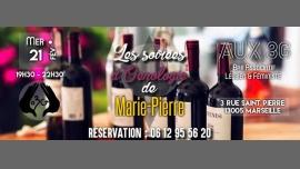 Les Soirées d'Oenologie de Marie-Pierre en Marsella le mié 21 de febrero de 2018 19:30-22:30 (After-Work Lesbiana)