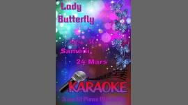 Karaoké ☆ Lady Butterfly | AUX3G em Marselha le Sáb, 24 Março 2018 20:00-01:00 (After-Work Lesbica)