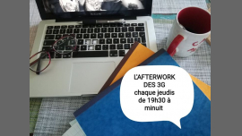 L'Afterwork des 3G em Marselha le qui, 23 maio 2019 19:30-00:00 (After-Work Lesbica)