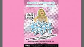A partir du Mardi 13 Novembre 2018 - Miss Creamy à Marseille le mar.  5 mars 2019 de 22h45 à 02h00 (After-Work Gay)