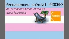 Permanences Transat spécial Proches de personnes trans in Marseille le Mi  4. März, 2020 18.00 bis 21.00 (Begegnungen Gay, Lesbierin)