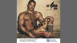 Naked in Marseilles le Wed, November  9, 2016 from 09:00 pm to 02:00 am (Sex Gay)