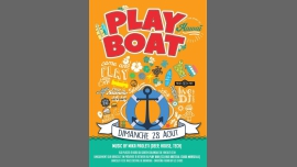 Play Boat #3 Closing Summer 2016 HawaÏ Sensation à Marseille le dim. 28 août 2016 de 19h30 à 00h30 (Before Gay, Lesbienne, Hétéro Friendly)