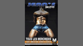 Jean's Destroy in Nice le Wed, June  1, 2016 at 10:00 pm (Sex Gay)