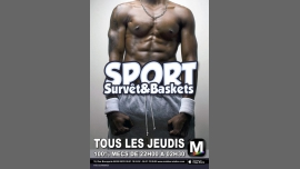 Sport, Survêt & Baskets in Nice le Thu, May 26, 2016 at 10:00 pm (Sex Gay)