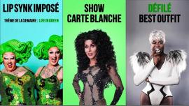 Drag Me Up - Life In Green à Paris le dim. 24 mars 2019 de 20h00 à 02h00 (After-Work Gay)