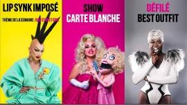 Drag Me Up à Paris le dim. 18 novembre 2018 de 20h00 à 02h00 (After-Work Gay)