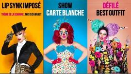 Drag Me Up à Paris le dim. 25 novembre 2018 de 20h00 à 02h00 (After-Work Gay)