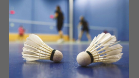 Badminton in Nice le Sat, June 22, 2019 from 04:00 pm to 06:00 pm (Sport Lesbian)