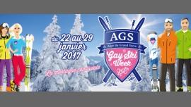 AGS Gay Ski Week in L'Alpe du Grand Serre from 22 til January 29, 2017 (Festival Gay, Lesbian, Trans, Bi)
