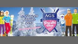 AGS Gay Ski Week 2017 in L'Alpe du Grand Serre from 22 til January 29, 2017 (Festival Gay, Lesbian, Trans, Bi)