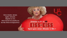 Kiss-Kiss in Lyon le Sunday, February 14, 2016 at 11:30 pm (Clubbing Gay)