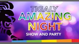 Tigaly Amazing Night à Lyon le dim. 21 avril 2019 de 22h30 à 05h00 (Clubbing Gay, Lesbienne, Hétéro Friendly, Trans, Bi)