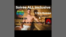 Soirée ALL inclusive à Lyon le sam.  5 octobre 2019 de 21h00 à 03h00 (Sexe Gay)