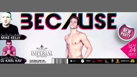 Because in Lyon le Fri, September 23, 2016 from 11:00 pm to 07:00 am (Clubbing Gay)