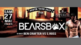 Bearsbox Lyon in Lyon le Sat, May 27, 2017 from 11:00 pm to 06:00 am (Clubbing Gay, Bear)