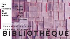 Bibliothèque du Centre LGBTI à Lyon le mer. 22 janvier 2020 de 18h30 à 20h30 (Rencontres / Débats Gay, Lesbienne, Trans, Bi)