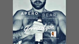 Apéro BEAR in Lyon le Sat, February 24, 2018 from 07:00 pm to 09:00 pm (After-Work Gay, Lesbian, Trans, Bi)
