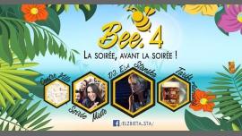 里昂Bee 4, La soirée avant la soirée!2017年 9月30日,21:00(男同性恋, 女同性恋 After-Work)