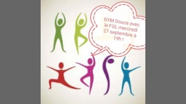 Activité Gym Douce FGL in Lyon le Wed, September 27, 2017 from 07:00 pm to 08:00 pm (Sport Gay, Lesbian)
