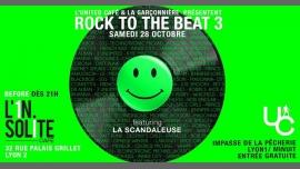 里昂Rock to the Beat 32017年11月28日,23:55(男同性恋, 女同性恋 俱乐部/夜总会)