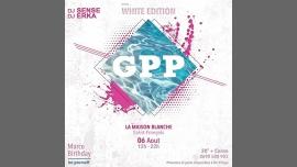GPP #WhiteEdition à Pointe-à-Pitre le dim.  6 août 2017 de 12h00 à 22h00 (Clubbing Gay Friendly, Lesbienne Friendly)