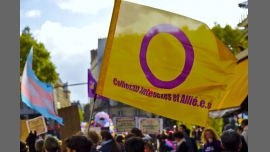 Intersex Solidarity Day : Rassemblement à Paris in Paris le Thu, November  8, 2018 from 07:30 pm to 08:30 pm (Meetings / Discussions Gay, Lesbian, Trans, Bi)