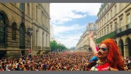 Marche des Fiertés LGBT 2018 [Évènement officiel] in Paris le Sa 30. Juni, 2018 14.00 bis 21.00 (Paraden / Umzügen Gay, Lesbierin, Transsexuell, Bi)