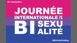 Marche pour la visiBI'lité des personnes Bi, Pan et + in Paris le Sun, September 23, 2018 from 02:30 pm to 07:00 pm (Parades Gay, Lesbian, Trans, Bi)