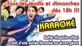 Karaoké in Brest le Sun, May 29, 2016 at 06:00 pm (Before Gay, Lesbian)